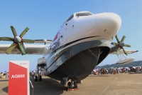 ニュース画像:水陸両用飛行艇AG600、2020年中に初の海上試験飛行の予定