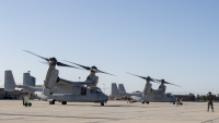 ニュース画像:最新のMV-22B飛行隊、「アグリー・エンジェルス」がFOCを獲得