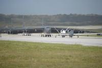 ニュース画像:アメリカ太平洋空軍、アンダーセン空軍基地でエレファント・ウォーク