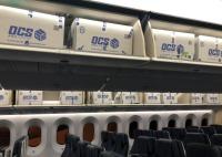 ニュース画像:ANA Cargo、客室内に貨物を搭載するハンドリング検証を実施