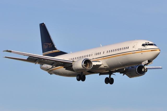 ニュース画像 1枚目:aircanadafunさんの航空フォト