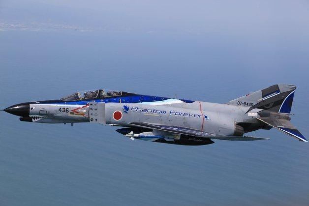 ニュース画像:F-4EJ改ファントムⅡ 「07-8436」 | FlyTeam ニュース
