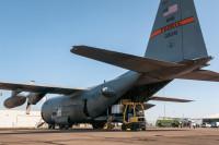 ニュース画像:イリノイ州ANGのC-130H、COVID-19との戦いに参加