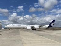 ニュース画像:ルフトハンザドイツ航空、A340-600をテルエルでモスボール状態