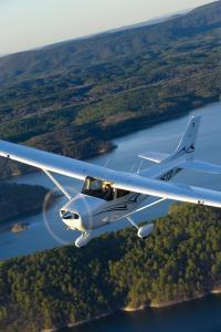 ニュース画像:セスナ、中国のパイロット養成会社からセスナ172を6機受注