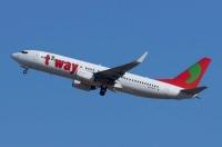 ニュース画像:ティーウェイ航空、日本発着路線の運休期間を5月31日まで延長