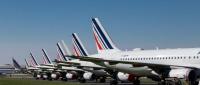 ニュース画像:エールフランス航空、運航停止中の機材メンテナンスの様子を動画で公開