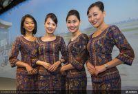 ニュース画像:シンガポール航空、5月に国際線15路線を運航 成田線は14往復