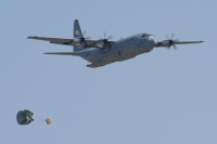 ニュース画像:横田のC-130Jスーパーハーキュリーズ、ロデオ戦術2020を実施
