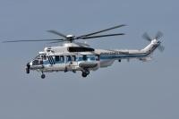 ニュース画像:海保、巡視船「れいめい」に搭載するEC225LP「はやたか」を受領