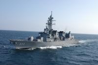 ニュース画像:ソマリア沖海賊対処の海上部隊、4月26日に第36次隊へ交代のため出航