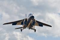ニュース画像:ブルーインパルス第6代隊長の倉田1佐、ラストフライト迎える