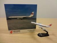 ニュース画像:中国国際航空、707モデルプレーン・プレゼント 新たにメールでも受付