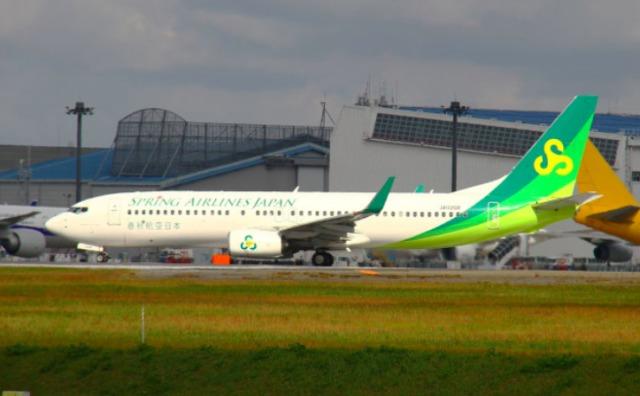 ニュース画像 1枚目:春秋航空日本