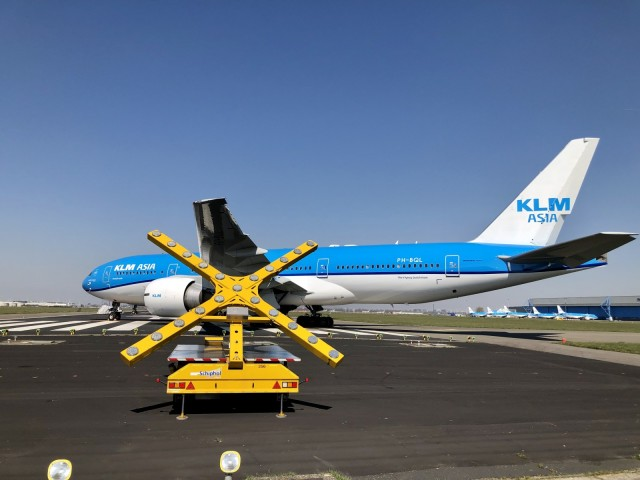 ニュース画像 1枚目:KLM