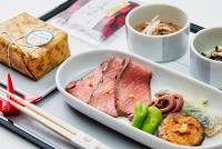 ニュース画像:JAL、5月の国内線ファースト機内食で飛騨の食材を使った和食を提供