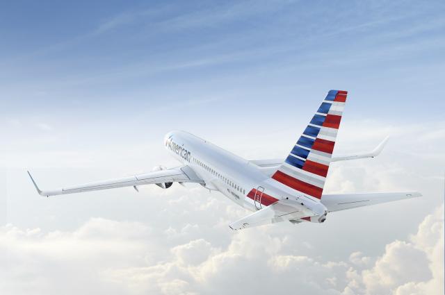 ニュース画像 1枚目:アメリカン航空