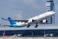 ニュース画像:ガルーダ・インドネシア航空、5月から関西/ジャカルタ線を再開