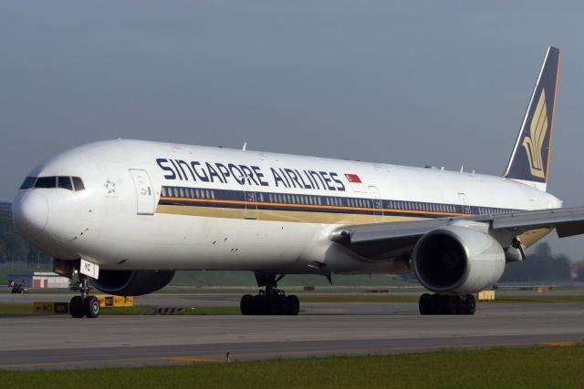 ニュース画像 1枚目:シンガポール航空 777-300