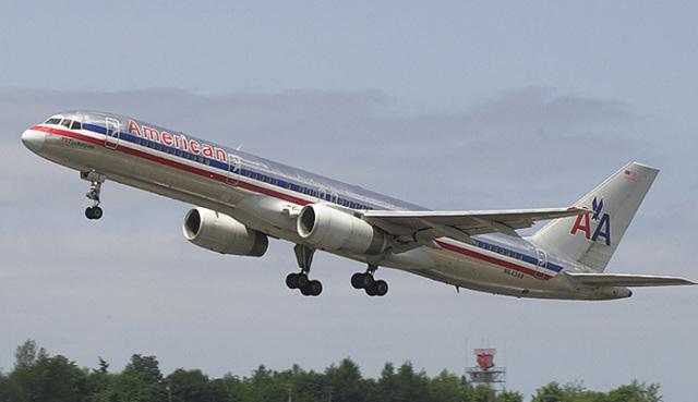 ニュース画像 1枚目:退役したアメリカン航空の757-200