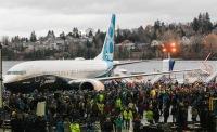 ニュース画像:ボーイング、787の月産機数を半減 新型コロナと737MAXで打撃