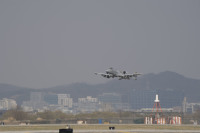 ニュース画像 2枚目:離陸したA-10CサンダーボルトⅡ
