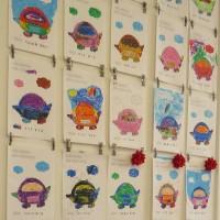 ニュース画像:石見空港、未就学児と小中学生を対象にした作品展の受賞作品を発表