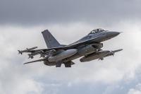 ニュース画像:ベルギー空軍F-16AM、NATOによるバルト三国領空警備を完了