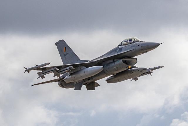 ニュース画像 1枚目:ベルギー空軍 F-16AM