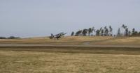 ニュース画像 2枚目:グリペンDの離陸