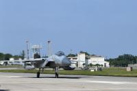 F-15の作戦を支える、第67航空機整備中隊の画像