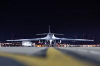 ニュース画像:B-1Bランサー、エルスワース空軍基地に帰還