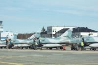 ニュース画像:フランス空軍ミラージュ2000、エストニアでバルト三国領空警備に就く