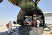ニュース画像:ヴォルガ・ドニエプル航空、世界最大の輸送機で消毒車両をドバイへ空輸