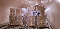 ニュース画像:スパイスジェット、インド航空貨物の7割を輸送 急増する貨物需要に対応