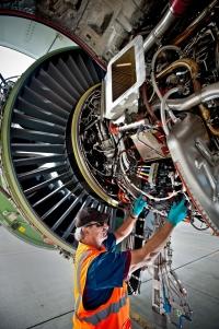 ニュース画像:エンジン製造のGEアビエーション、ボーイング減産で1.3万人を削減へ