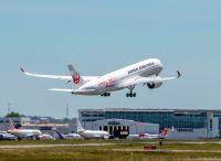 ニュース画像:JALのGW旅客数、国内線は前年比4.9% 国際線は0.9%