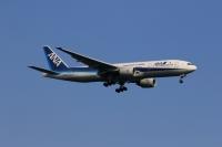 ニュース画像:ANAのGW旅客数、国内線は前年比3.5% 国際線は2.7%