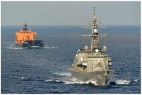 ニュース画像:ソマリア沖アデン湾の海賊対処、4月の護衛隻数は2隻 累計3,908隻