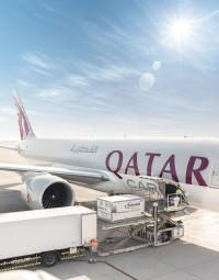 ニュース画像:カタール航空カーゴ、ベトナム/フランス間の医療品輸送をサポート