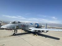 ニュース画像:A-10サンダーボルトⅡ、戦闘での機体損傷をテレワークで修復