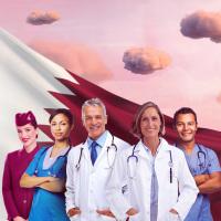 ニュース画像:カタール航空、世界の医療従事者に無料航空券をプレゼント