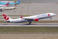 ニュース画像:チェコ航空、5月18日からプラハ発着の一部路線で運航再開
