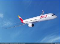 ニュース画像 1枚目:イベリア航空が導入する予定のA350-900、これで日本就航をするかも?