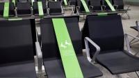 ニュース画像:フランクフルト空港、社会的距離の確保や一部従業員のマスク着用を義務化