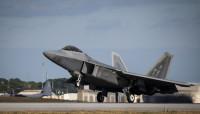 ニュース画像:F-22ラプター墜落、パイロット脱出 エグリン空軍基地近くの訓練空域