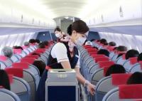 ニュース画像:フジドリームエアラインズ、運航再開に伴い機内や空港で感染予防対策