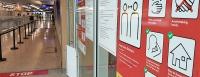 ニュース画像:ジュネーヴ空港、サービス再開に向け感染拡大予防対策を強化