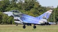 ニュース画像:クアドリガ・ユーロファイター、ドイツ空軍の特別塗装機