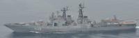 ニュース画像:ロシア海軍駆逐艦が対馬海峡を通過、東シナ海に向かう 海自P-1が確認